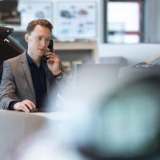 Autoverkauf Autohaus Online Vertrieb