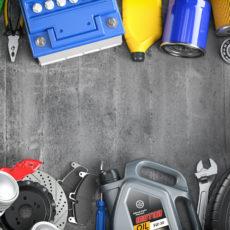 Zubehör und Teile im Autohaus online verkaufen